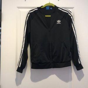 Adidas Black Track Jacket